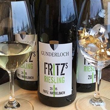 Gunderloch, Fritz's Riesling.