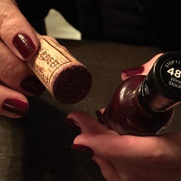 Un rouge vin!