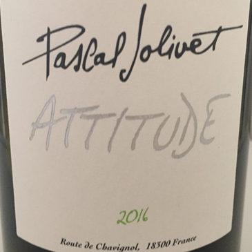 Attitude de Pascal Jolivet