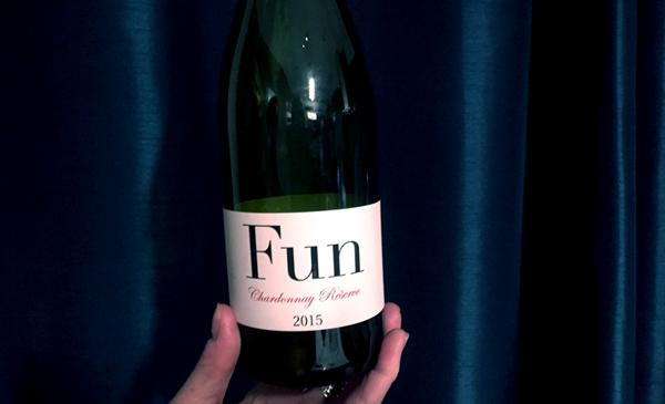 Fun. Un Chardonnay de Georges Duboeuf.