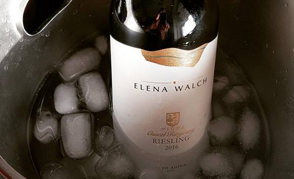 Elena Walch, Castel Ringberg Riesling, 2012.