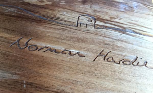 Norman Hardie